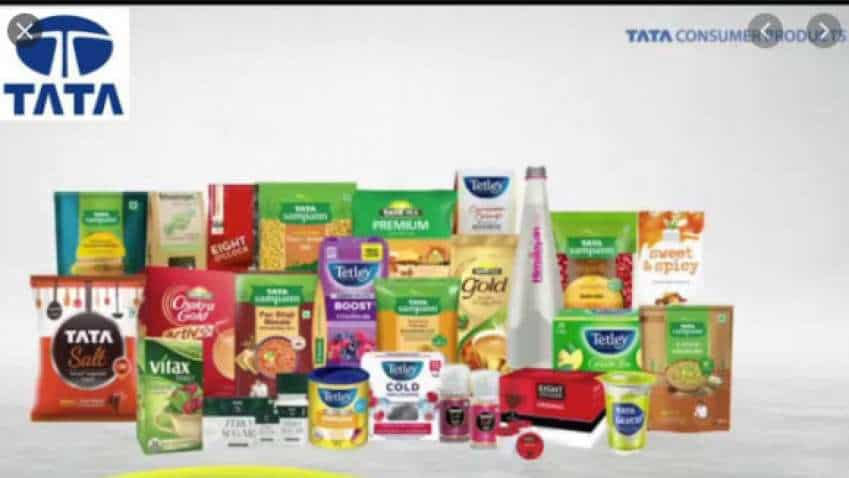 Tata Consumer Products share price: Eyeing growth outdoors as Covid fears ease II Sharekhan revises price target to Rs 685