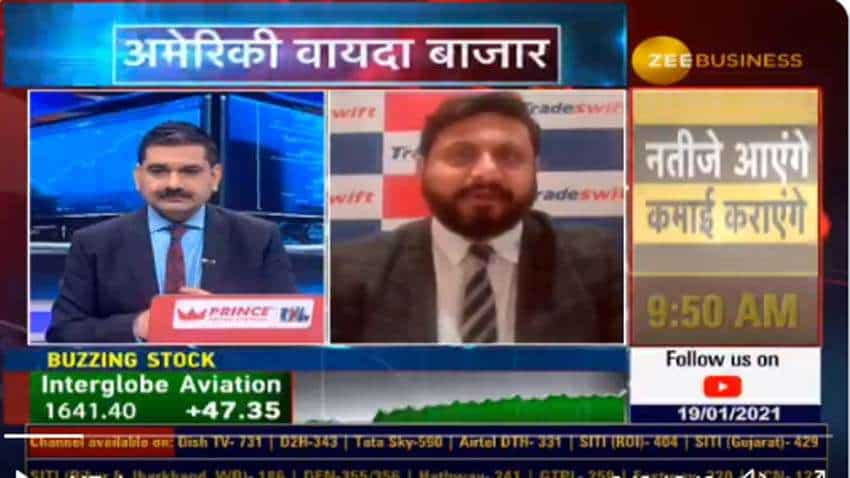 In chat with Anil Singhvi, Sandeep Jain recommends Paushak Ltd share | Check here to know why