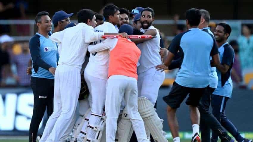 India vs Australia Brisbane Test: From PM Modi, Anand Mahindra, Virat Kohli, Sachin Tendulkar, Virender Sehwag, Mohammed Shami, Shikhar Dhawan to Sundar Pichai, a standing ovation for India's wounded warriors