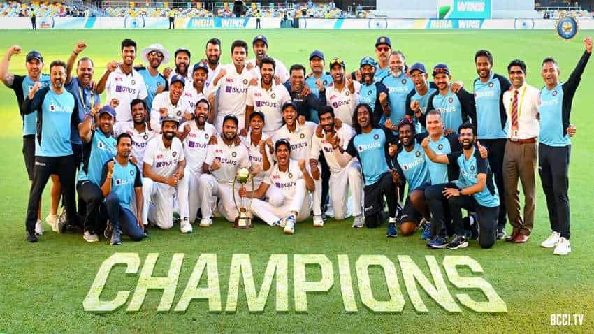 Big bonus confirmed! Rs 5 crore cash reward for Indian cricket team after massive triumph in Australia