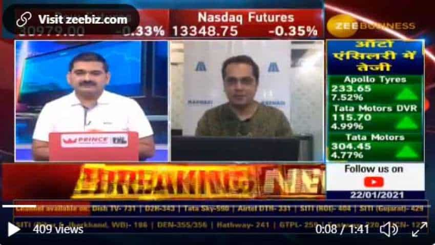 On Anil Singhvi's show, Jay Thakkar reveals affordable option - Earnings high, but margin, risk and brokerage low