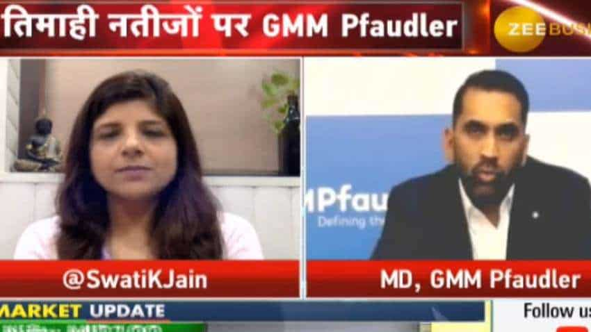 We expect that pharma and agro-business segments will grow at about 15% CAGR: Tarak Patel, GMM Pfaudler