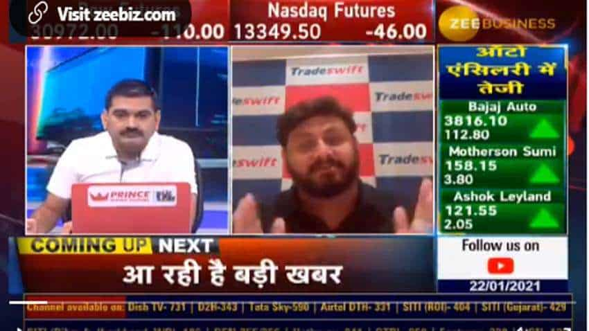 Stocks to Buy With Anil Singhvi: Vinyl Chemicals India is the top pick today for Sandeep Jain