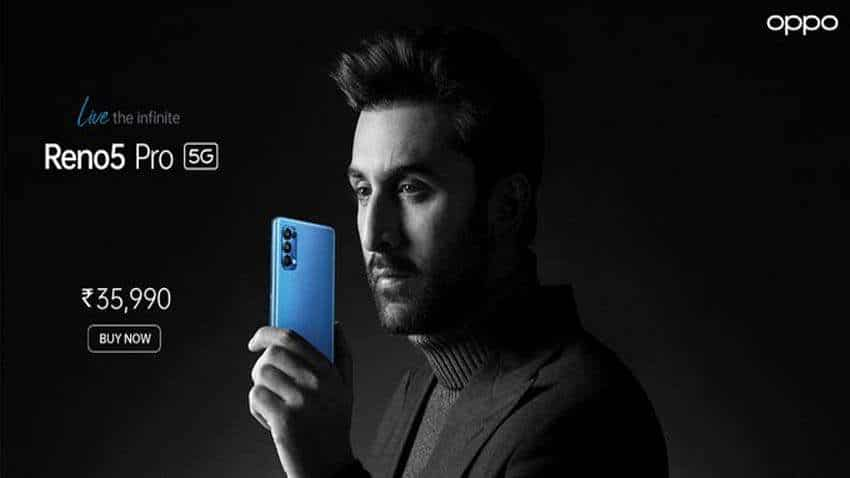OPPO Reno 5 Pro 5G, Enco X to go on Sale in India Today; Rs 3,500 discount, cashback, bank offers on Flipkart