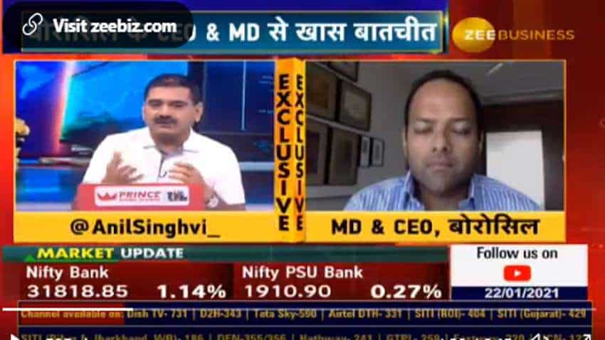 In exclusive chat with Anil Singhvi, Borosil MD and CEO Shreevar Kheruka talks about business outlook, Budget 2021 expectations, expansion plans and much more