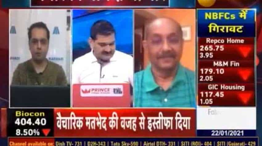 Mid-Cap Stock Picks with Anil Singhvi: Titagarh Wagons, JSW Energy and Praj Industries are top Ambareesh Baliga recommendations today