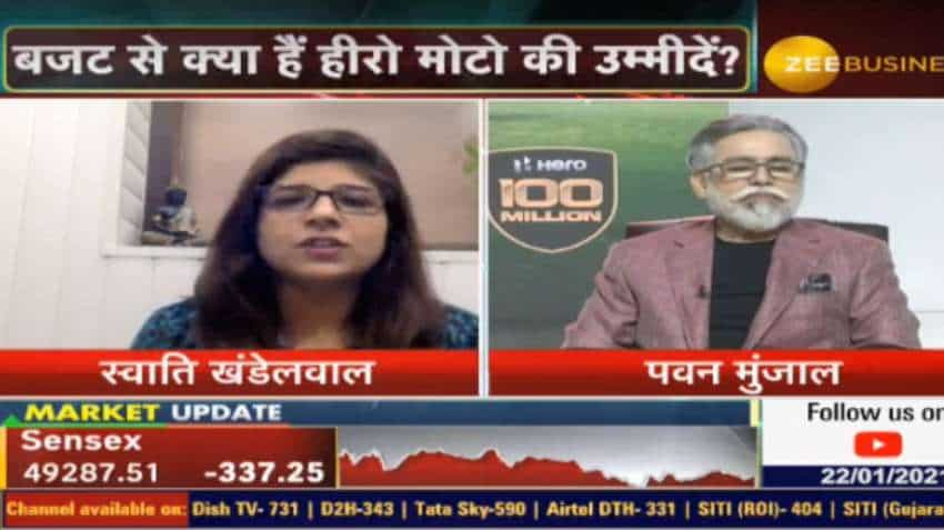 28% GST on two-wheelers is not a justified rate: Pawan Munjal, MD, Hero MotoCorp