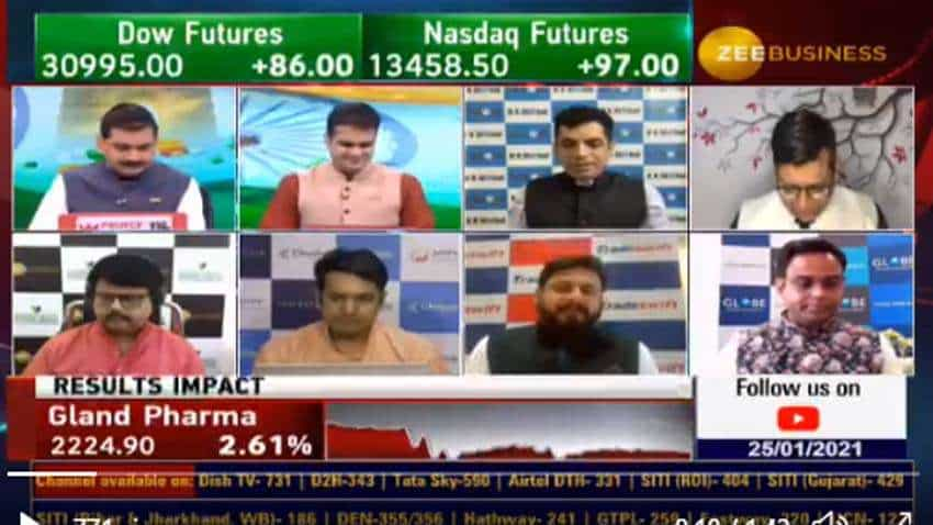 In chat with Anil Singhvi, Sandeep Jain recommends Goldiam International as a stock to buy