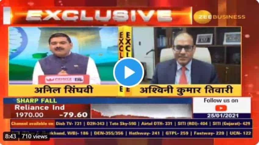 SBI Card MD & CEO AK Tiwari speaks to Anil Singhvi on income, profit, NPA and the road ahead