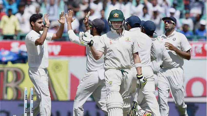 Two biz lessons from India vs Australia Cricket Test Match, straight from the Fund Manager's desk