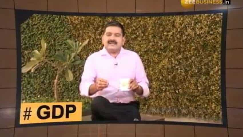 Budget in a Minute: What is GDP or Gross Domestic Product? Anil Singhvi explains in simple terms
