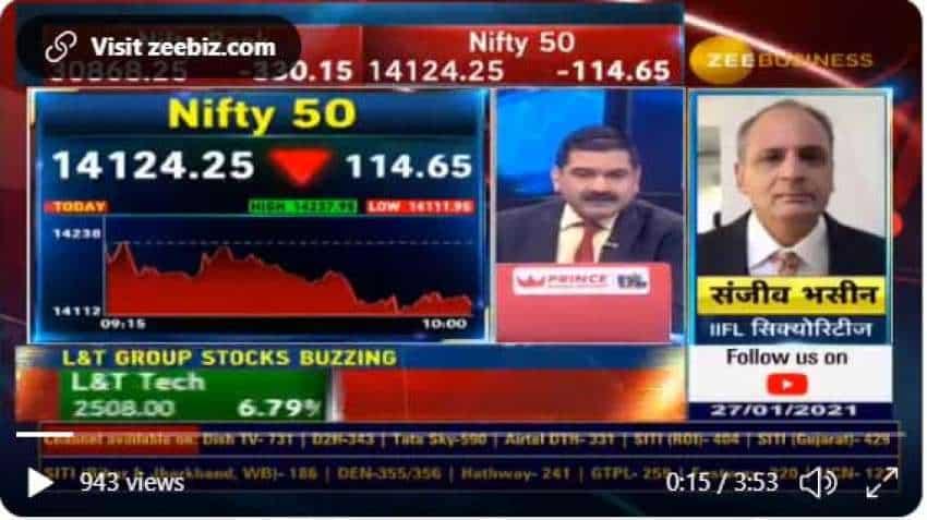 Stocks to buy with Anil Singhvi: Sanjiv Bhasin bullish on HCL Tech and ICICI Prudential Life