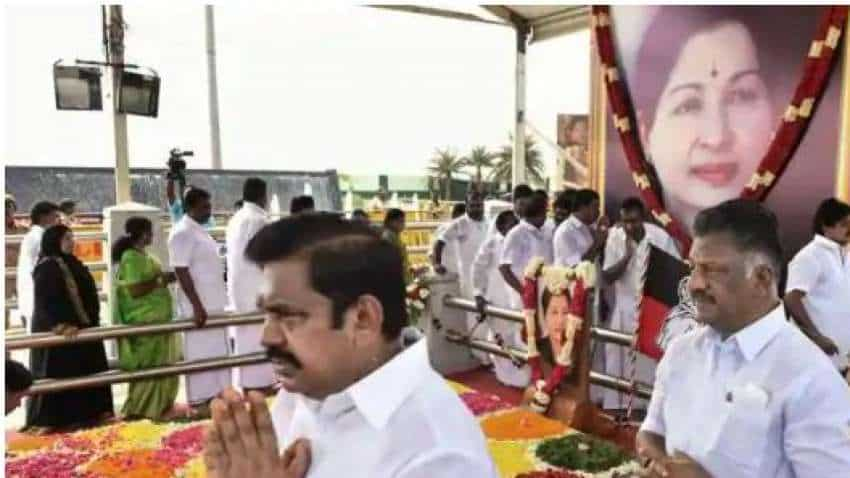 Jayalalithaa memorial inaugurated in Tamil Nadu by CM