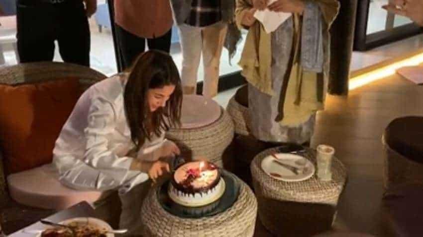 Shehnaaz Gill rings in birthday with Sidharth Shukla
