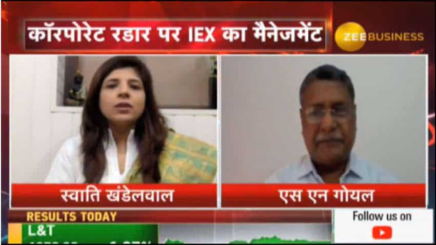 Natural Gas is likely to come under GST ambit: SN Goel, Chairman, IEX