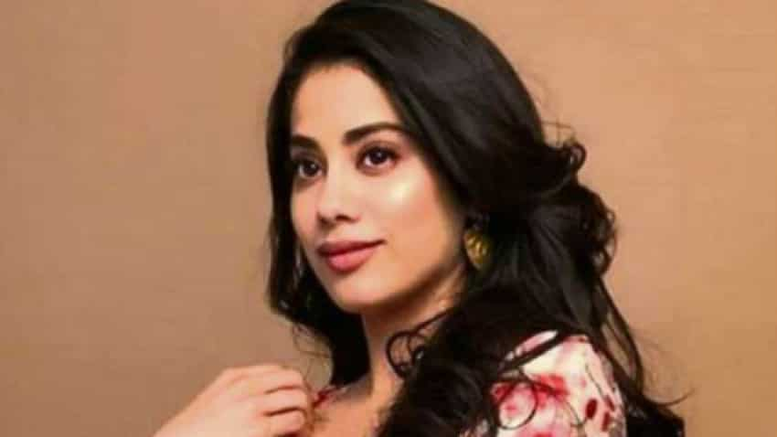 How Janhvi Kapoor reacted to idea of ''work from home''