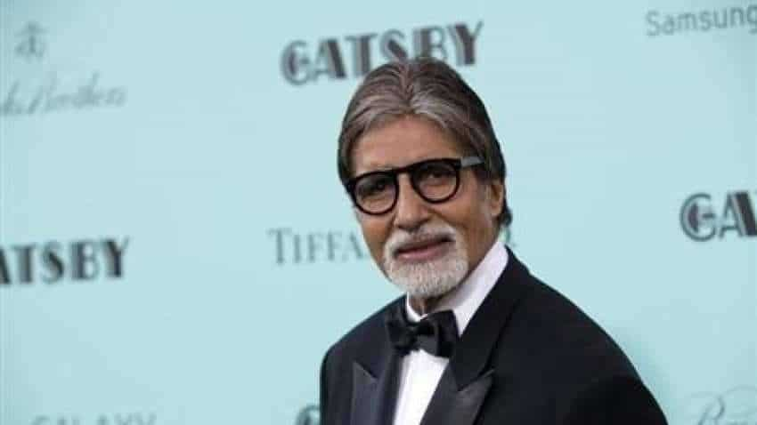 Amitabh Bachchan expresses nervousness as he begins filming for ''Mayday''