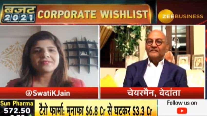 I want to turn Vedanta into a technology-driven company: Anil Agarwal, Chairman, Vedanta