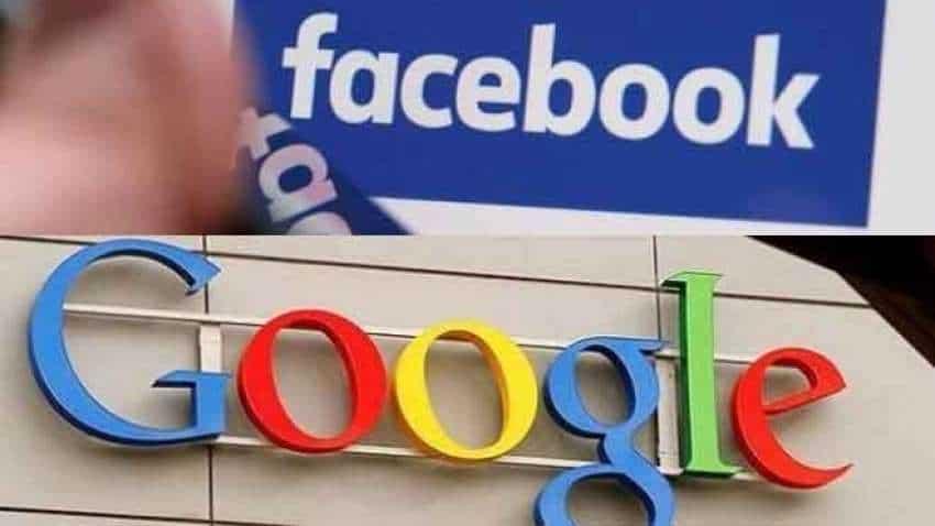 West Virginia newspaper publisher sues Google, Facebook