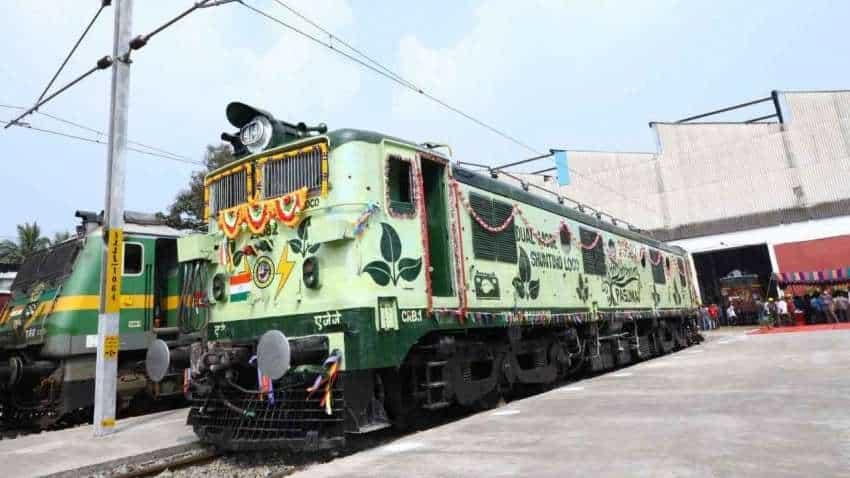GREEN RAILWAYS! Amazing dual mode locomotive PASUMAI 2.0 now operational