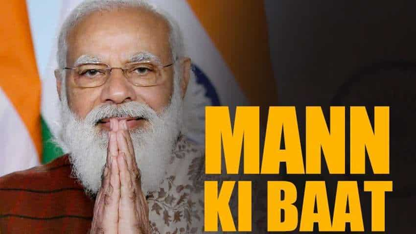 Mann Ki Baat: What all PM Narendra Modi said in latest episode today - All details here; watch full address