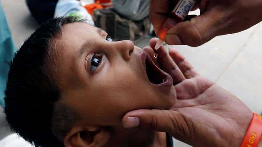 Polio Immunisation drive in India starts today; check all important details here