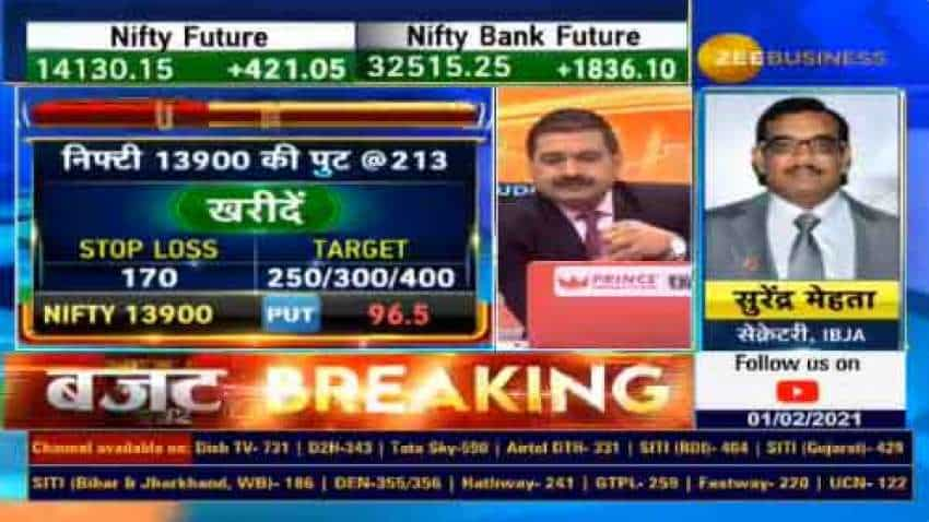Budget 2021 with Anil Singhvi: As gold and silver prices crash, IBJA secretary Surendra Mehta reveals reasons behind it