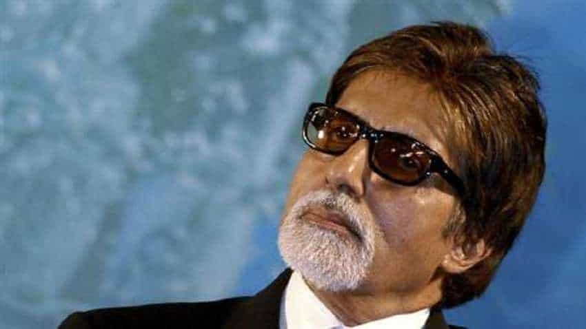 Iconic actor Amitabh Bachchan reminisces shooting for ''Deewar''