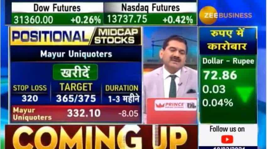 Mid-cap stocks with Anil Singhvi: Know why analyst Simi Bhaumik recommends Eveready, Graphite India, Mayur Uniquoters