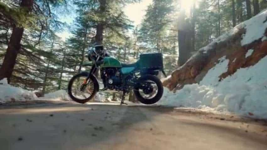 Royal Enfield has launched the New Himalayan across India, Europe and UK
