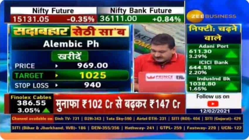 Stocks to Buy With Anil Singhvi: Alembic Pharma, Tata Motors are top picks for analyst Vikas Sethi