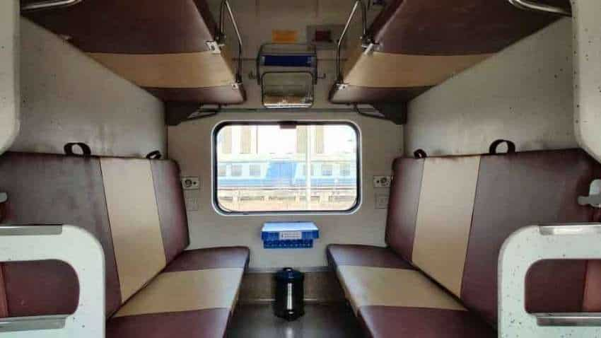 Indian Railways upgraded facility: Experience enhanced comfort with this Tejas sleeper-type coaches | check key features
