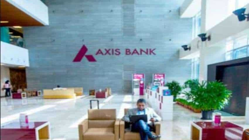 Axis Bank share price: Sharekhan maintains Buy rating with a revised price target of Rs 900