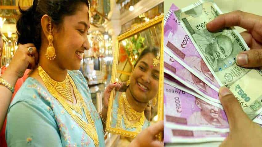 Gold Price Today – Gold gets cheaper by Rs 4000 this year, Silver expensive by over Rs 1100; Know when to buy and sell