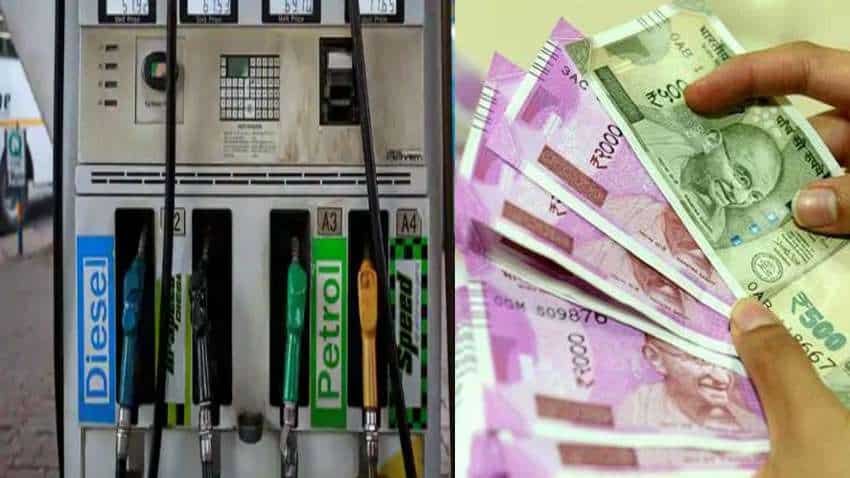 Petrol, Diesel Price Today 19-02-2020: Fuel prices rise on Friday too; Know the latest price in 4 metros!