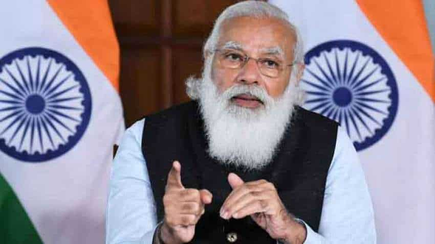 PLI schemes excellent opportunity to increase manufacturing: PM Modi