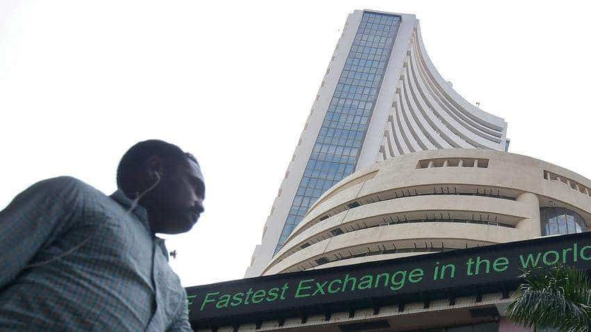 Sensex falls over 200 pts in early trade; Nifty below 15,000