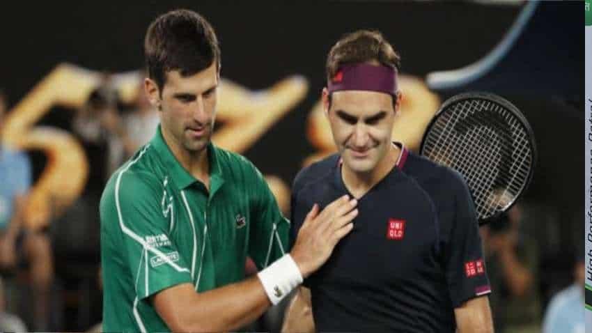 Analysis: Novak Djokovic right to focus on Roger Federer, Rafael Nadal, Slams