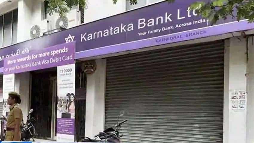 Karnataka Bank shares slump over 4 pc
