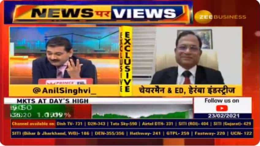 Heranba Industries IPO – Anil Singhvi Exclusive: What Chairman Sadashiv Shetty said on public issue, business and much more