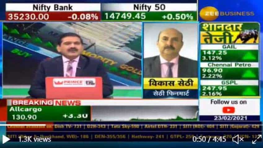 Stocks to Buy with Anil Singhvi: Praj Industries and NALCO are Vikas Sethi's picks today