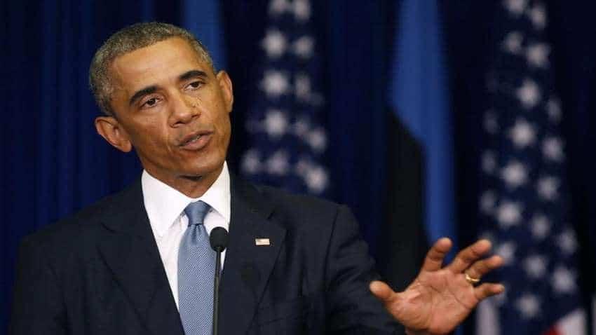 Once broke a schoolmate's nose for using a racial slur, reveals former US President Obama