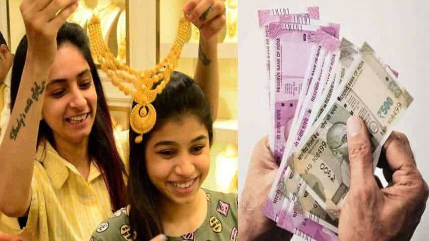 Gold Price Today – Price fall continues, yellow metal cheaper by Rs 80; Silver expensive by Rs 495 when markets opened on Thursday