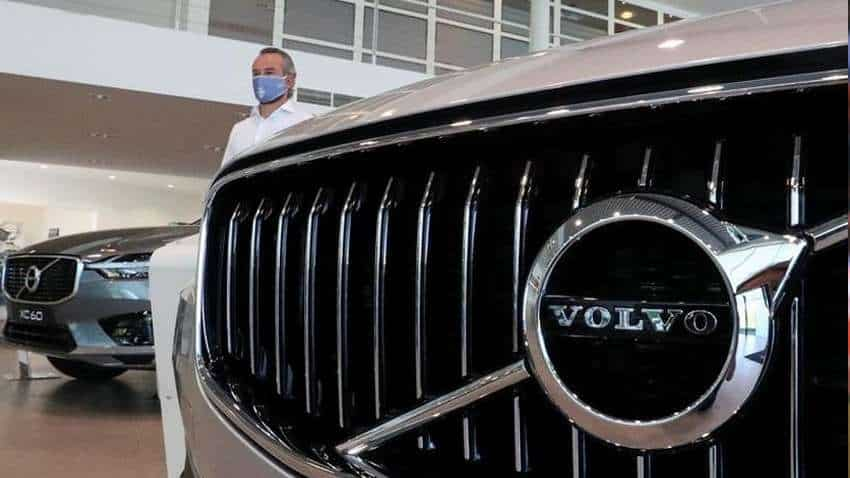 50 pc if Volvo Cars to be EV by 2025