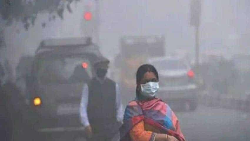 Delhi air quality ''very poor'', AQI at 303