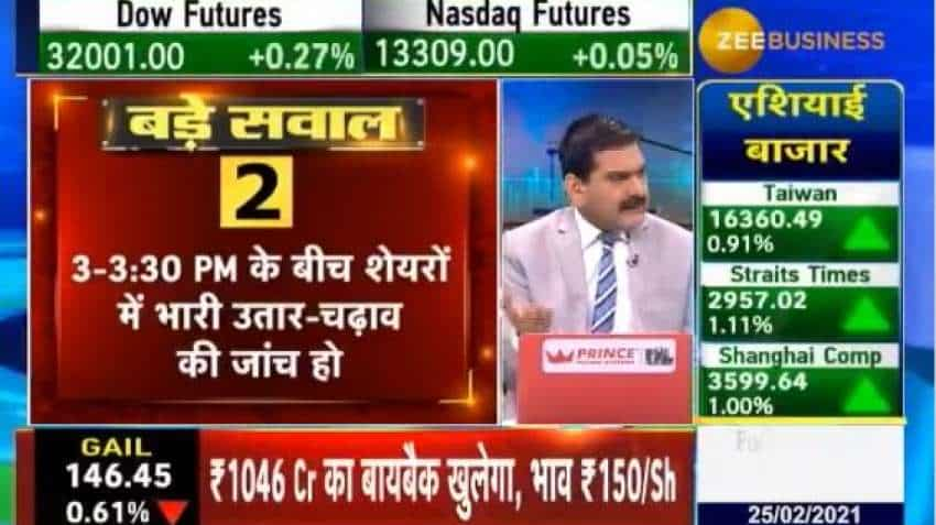 ZeeBiz raises critical questions on NSE trading glitch; Anil Singhvi demands inquiry, asks who will pay compensation for loss?