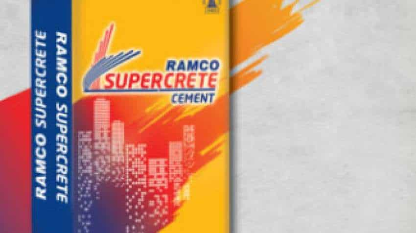 Ramco Cements share price: Sharekhan maintains Buy rating with a revised price target of Rs 1150; know key risk