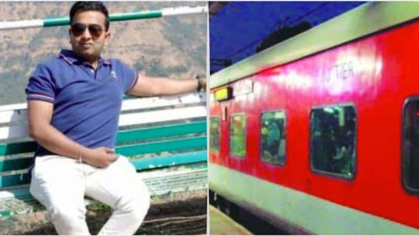 Big HELP by Indian Railways! This man paid Rs 6011 instead of Rs 60 to a vendor! Check how RPF helped him get his money back