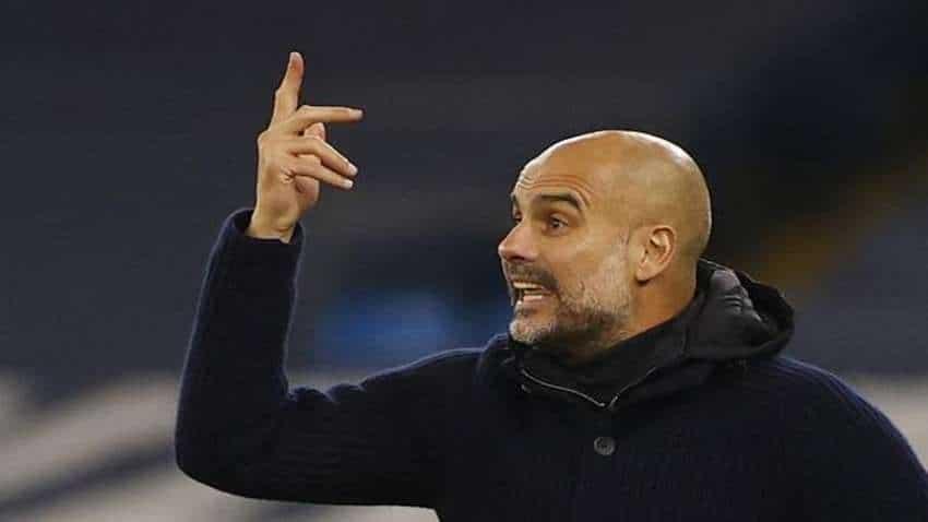 Guardiola seeks improvement despite Man City's win over Borussia Monchengladbach