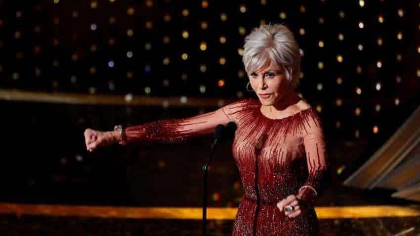 Golden Globes 2021: Jane Fonda receives Cecil B. DeMille Award